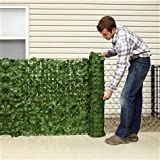 84Ft-12 pcs Artificial Ivy Leaf Garland Fake Plants Flowers Ivy Artificial Hanging Vines Artificial Leaves Garland Fake Ivy Plant leaf Garland Decor for kitchen Wedding Party Garden Walls Outdoor
