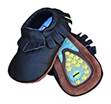 Lucky Love Baby Hard Sole Moccasins Toddler Shoes