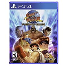 Street Fighter - 30th Anniversary Collection for PlayStation 4 - HD Collection Edition