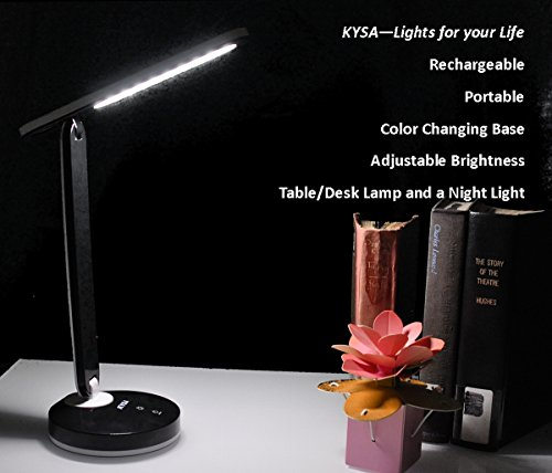 Portable Rechargeable Changing Adjustable Brightness product image
