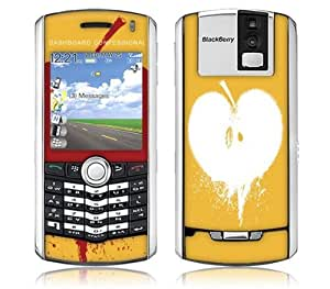 Zing Revolution MS-DASH20065 Blackberry Pearl- 8100- Dashboard Confessional- Shade Skin