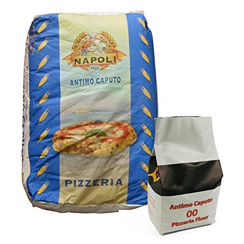Antimo Caputo Pizzeria Flour (Blue) 5 Lb Repack - Italian ...