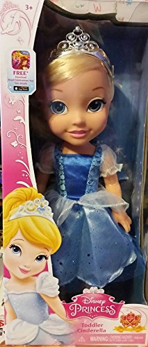 Toddler Cinderella Doll (Disney Princess Cinderella 15