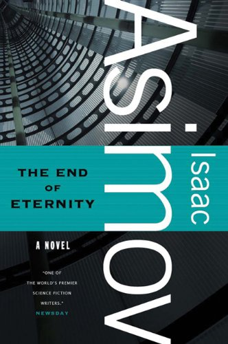 Book cover for The End of Eternity