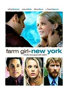 Farm Girl in New York