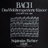 Bach: Das Wohltemperierte Klavier Vo L. 1