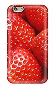 New Arrival Cover Case With Nice Design For iphone 5s- Strawberry Delight