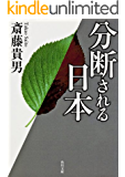 分断される日本 (角川文庫)