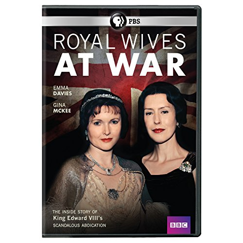 Royal Wives at War DVD