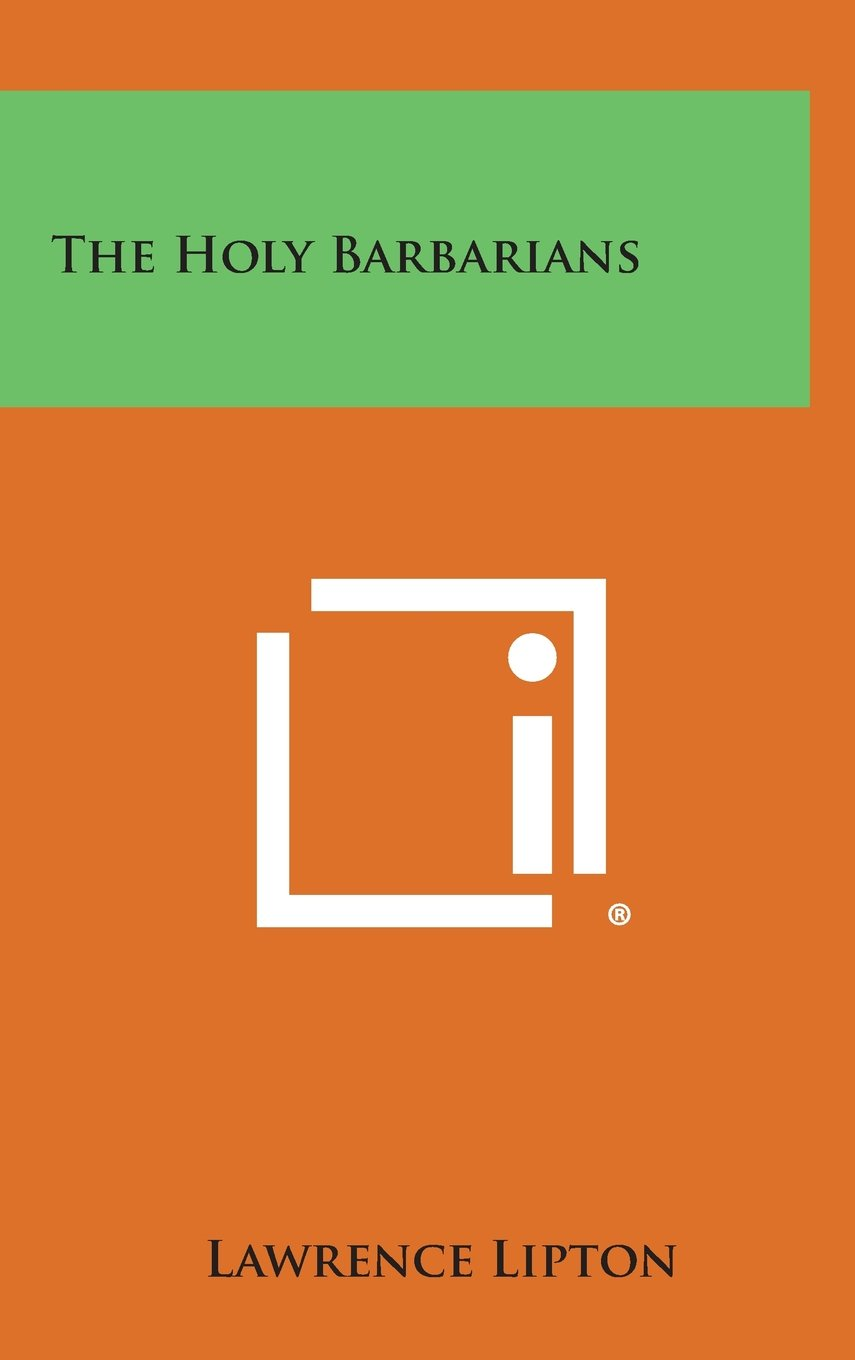 The Holy Barbarians PDF