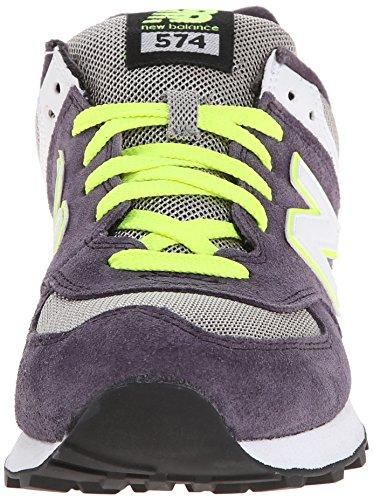 Balance Mujer Zapatillas Wl574 Morado New Para BqgIEd