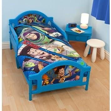 Toy Story Fractal Junior Panel Duvet Cover U0026 Pillowcase Set Cot Bed