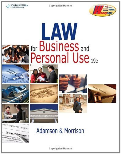law for business and personal use - 4