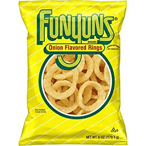 Amazon Com Funyuns Onion Flavored Rings 6 Ounce Prime