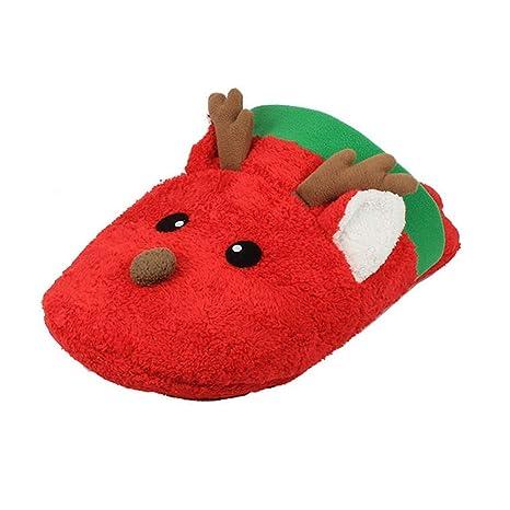 Wuwenw Algodón Sombrero Navideño Mascota Gato Cama Invierno ...