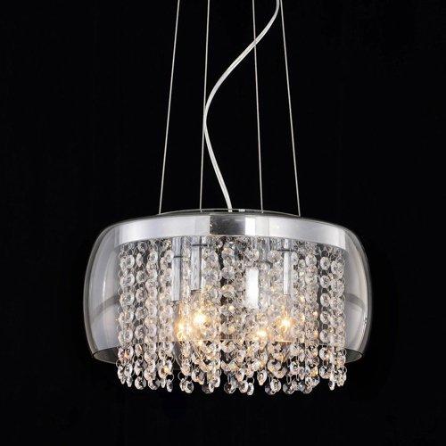 LightInTheBox Crystal/Mini Style Pendant Lights , Modern/Contemporary/Drum Living Room/Dining Room/Hallway