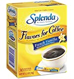 Splenda Flavor Blends for Coffee, Flavor French Vanilla