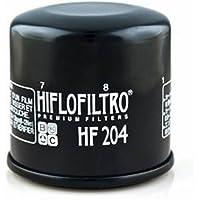 Hiflofiltro 18768 Filtro Aceite Moto Hf204