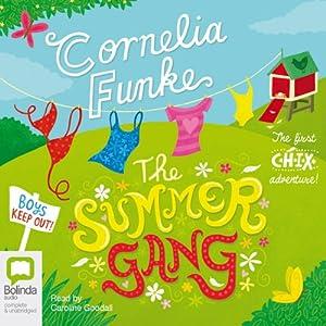 The Summer Gang Audiobook