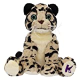 Microsoft Kinectimals Animals Plush - Wave #1 Bornean Clouded Leopard