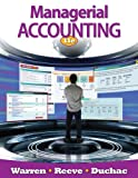 Bundle: Managerial Accounting, 11th + CengageNOW on Blackboard® Printed Access Card : Managerial Accounting, 11th + CengageNOW on Blackboard® Printed Access Card, Warren and Warren, Carl S., 1111995761