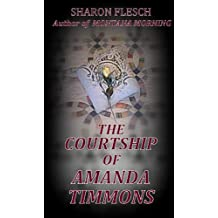 The Courtship of Amanda Timmons (Timmons Saga Book 1)