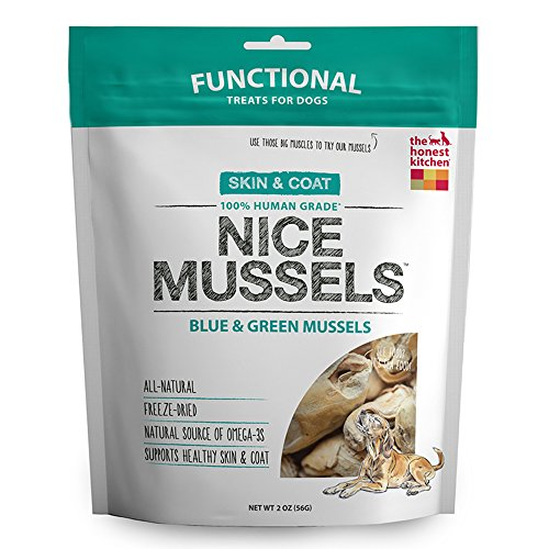 Honest Kitchen Nice Mussels Natural product image