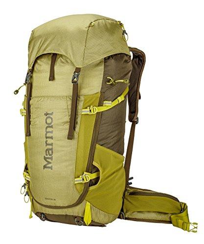 Marmot Men's Graviton 38 Citronelle/Olive (Marmot Nylon Backpack)