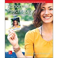 ISE Abnormal Psychology: Clinical Perspectives on Psychological Disorders