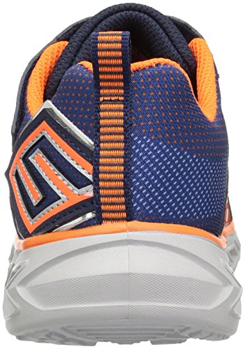 Skechers Hypno Flash 2.0 Navy/Orange Navy/Orange