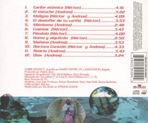Caribe Atomico: Los Aterciopelados: Amazon.es: Música