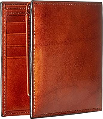 Bosca Men's Old Leather Collection - Credit Wallet w/I.D. Passcase