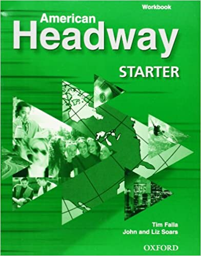 Amazon american headway starter workbook 9780194353885 american headway starter workbook workbook edition fandeluxe Image collections