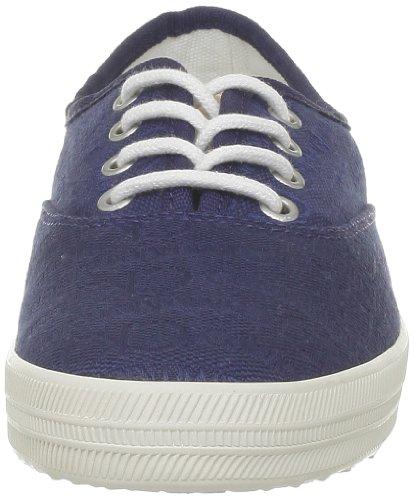 grosgrain Blu Richelle Scarpe Jacquard blu Calvin blau Stringate Jeans Klein Donna Ckj wZzFWp1XWq