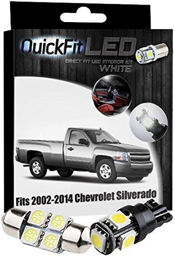 quickfitled-white-led-interior-light-package-kit-for-chevrolet-silverado-2002-2014-15pcs