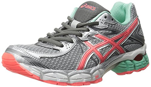 Asics Gel Flux 2 zapatillas de running Lightning/Hot Coral/Beach Glass