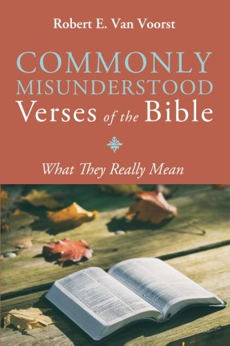 Download Commonly Misunderstood Verses of the Bible: What They Really Mean pdf epub