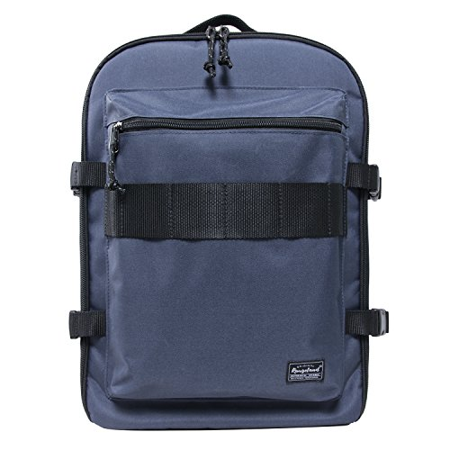 Multi-function Laptop Backpack Lightweight Outdoor Daypack Suitcase Briefcase for Travel Hiking Work College (Continental Rucksack)