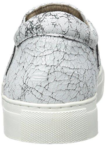 Kenneth Cole New York Mens Conund Rum Fashion Sneaker Bianco / Nero