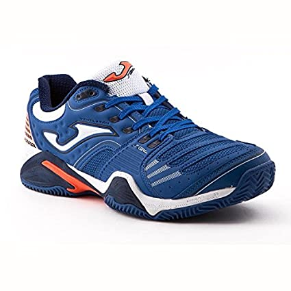 Joma Zapatilla Padel Slam Azul Royal Clay Talla 42 EUR ...