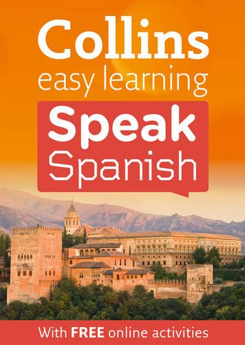 Collins Easy Learning Speak Spanish. (Collins Easy Learning Spanish)