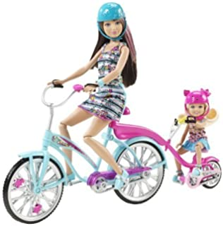 Barbie Sisters Bike For Two Doll 2 Pack Toys Games