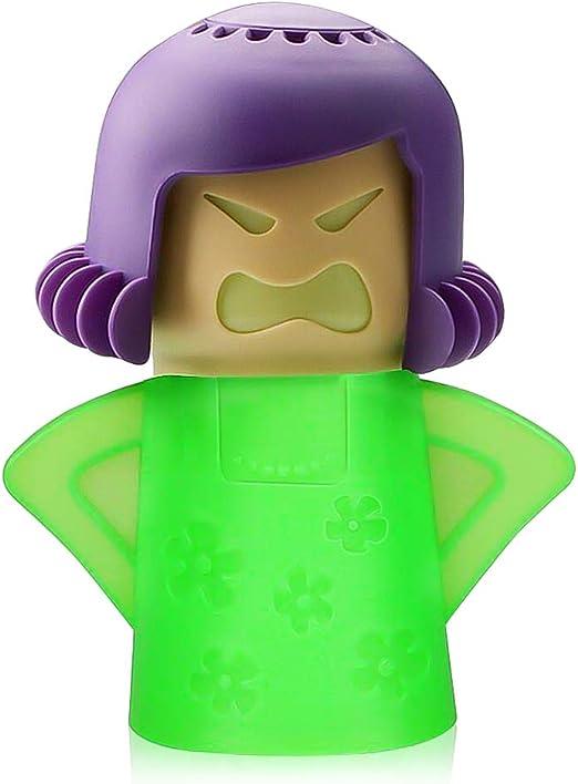 Amazon.com: Angry Mom - Limpiador de microondas - Angry Mom ...