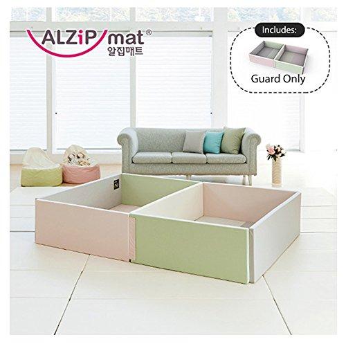 [Alzip Mat] Guard Castle SG - Modern Grey