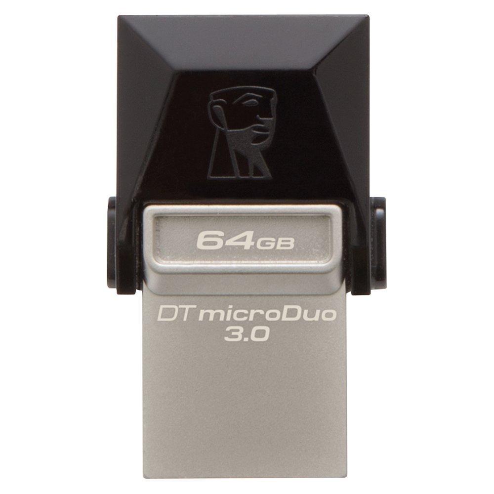 Kingston DT MicroDuo 64GB USB3.0 OTG Pen Drive