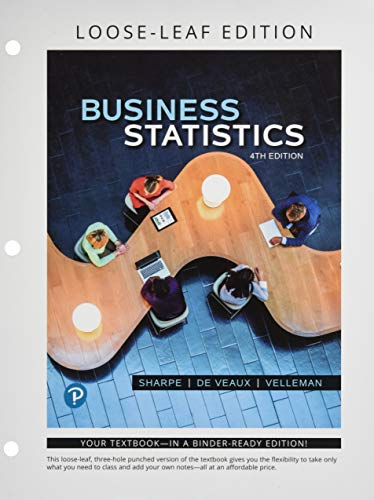 Business Statistics Student Value Edition Plus MyLab Statistics with Pearson eText -- Access Card Package (4th Edition)