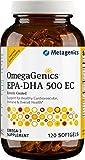 Metagenics – OmegaGenics EPA-DHA 500 EC, 120 Count For Sale