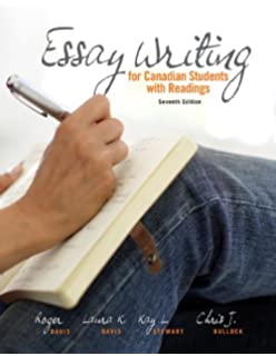 Canadian essay fit guide print student writing