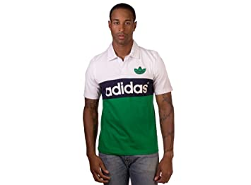 adidas Polo Ralph Lauren Camisa de Polo Hombre, Medium, Fairway ...