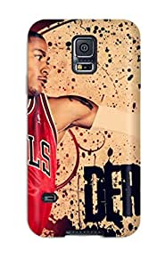 Worley Bergeron Craig's Shop abstract nba basketball derrick rose chicago bulls NBA Sports & Colleges colorful Samsung Galaxy S5 cases